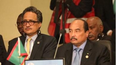 صورة الرئيس الموريتاني : فلسطين تظل هي القضية الأولى والمركزية للمسلمين