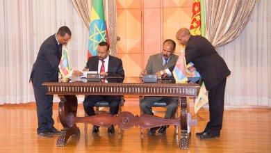 صورة الإمارات تسهم في إنهاء 20 عامًا من العداء بين أثيوبيا وإريتيريا