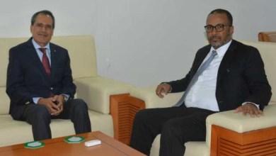 صورة اتفاق موريتاني مغربي على تعزيز تعاون أرباب العمل