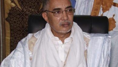 صورة يحي ولد حدمين رجل سجل إسمه في تاريخ موريتانيا الحديث .. (2)