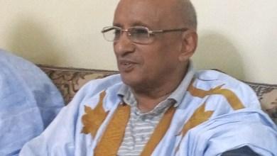 صورة هدم منزل والي نواذيبو بسبب دعمه للعمدة القاسم ولد بلالي في الإنتخابات