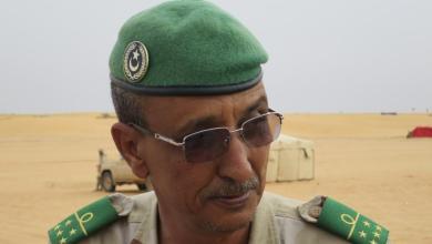 صورة العقيد سيدي أحمد ولد أمحيميد :  القوة الموريتانية في G5 جاهزة