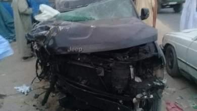 صورة وفاة ابنة الرئيس الموريتاني محمد ولد عبد العزيز في حادث سير مروع