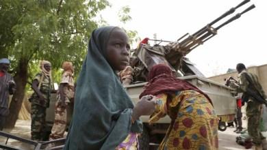 صورة نيجيريا: هروب 30 ألف شخص خوفا على حياتهم من جماعة بوكو حرام