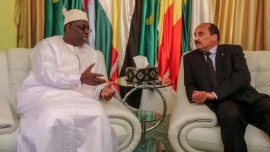 صورة السفارة الموريتانية في السينغال تساهم في تعزيز العلاقات بين نواكشوط ودكار