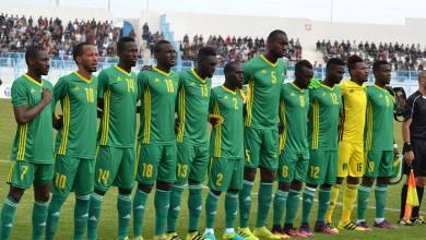 صورة المنتخب الموريتاني يتوج بجائزة أفضل منتخب افريقي لسنة2018