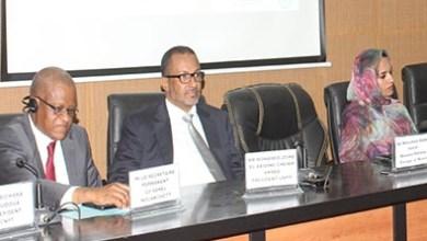 صورة نواكشوط : انطلاق اعمال الجمعية التأسيسية لرجال أعمال دول G5