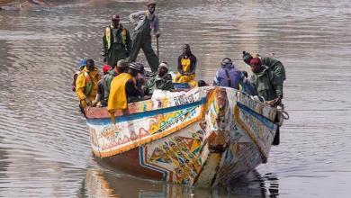 صورة موقع أندر أنفو :  السلطات الموريتانية تطرد 350 صياد سنغالي