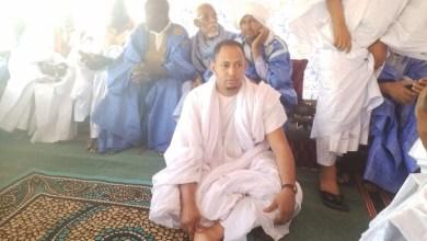 صورة عمدة كوبني : منتخبو وأطر وساكنة المنطقة يدعمون مرشح الأغلبية محمد ولد الغزواني