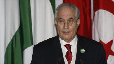 صورة استقالة رئيس المجلس الدستوري الجزائري