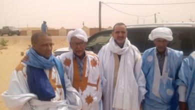 صورة باركيول: حلف بولحراث 1 يشارك بفعالية في انجاح زيارة ولد الغزواني