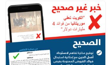 صورة الكويت تنفي إعفاء موريتانيا من الديون .. (تفاصيل)