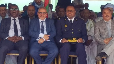 صورة النعمة : مبادرة العهد تستقبل الرئيس محمد ولد عبد العزيز
