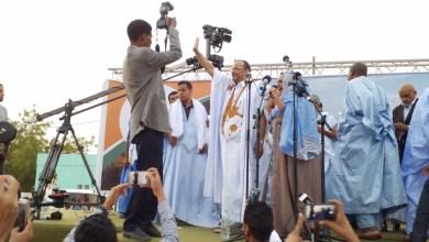 صورة ولد بوبكر :  الشعب يرفض التزوير وسيفرض التغيير