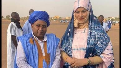 صورة نائب مقاطعة أمبود يطالب ولد الغزواني بإلغاء تعيينات ولد عبد العزيز الأخيرة