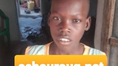 صورة إيرا : الطفل أبيبو هرب من العبودية والقضاء لم ينصفه..(قصاصة إبلاغ + فيديو)
