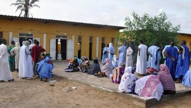 صورة قرار بإغلاق جميع المدارس في موريتانيا وتقليص نقاط العبور