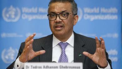 صورة منظمة الصحة العالمية : موريتانيا دخلت مرحلة تفشي وباء فيروس كورونا