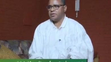 صورة رئيس نادي تفرغ زينة موسى ولد خيري يحكي رحلة عشقه لكرة القدم ..(الشروق TV)