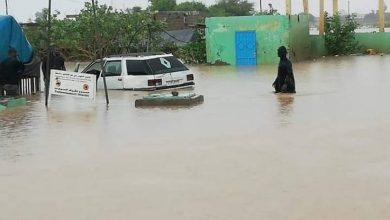 صورة الأرصاد الجوية تحذر من فيضانات في كبدي ماغه