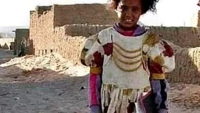 صورة أعتذر إليكِ بُنيتي..  /   سيدي محمد ولد محم