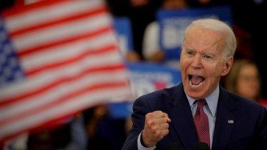 صورة جو بايدن الرئيس الـ46 للولايات المتحدة
