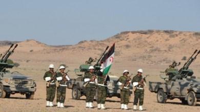 صورة البوليساريو تعلن عن قصف جديد لخمسة أهداف مغربية