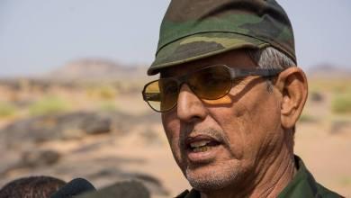 صورة وزير الأمن الصحراوي : نحن مستعدون للحرب