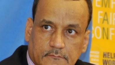 صورة إصابة وزير الخارجية اسماعيل ولد الشيخ أحمد بفيروس كورونا