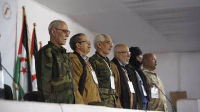 صورة الحكومة الصحراوية تدين قرار ترامب