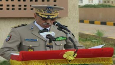 صورة الجنرال مسقارو يعلن عن وضع خطة إصلاح شاملة للنهوض بالشرطة الوطنية