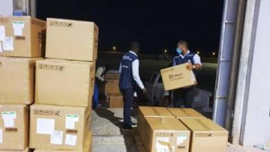 صورة الصحة العالمية تمنح موريتانيا أجهزة للكشف عن كورونا