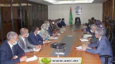 صورة اللجنة الوزارية المكلفة بمتابعة كورونا تؤكد استمرار الإجراءات الإحترازية