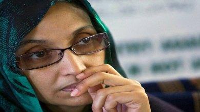 صورة ترشيح المناضلة الصحراوية أميناتو حيدر لجائزة نوبل للسلام 2021