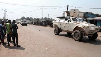 صورة محاولة إنقلاب في جمهورية وسط إفريقيا للإطاحة بالرئيس