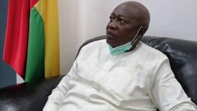 صورة رئيس البرلمان البيساوي : غينيا بيساو تشهد نهضة إسلامية لن تتم إلا بمؤازرة العالم الإسلامي