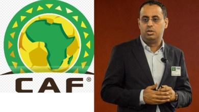 صورة أحمد ولد يحي أول موريتاني ينافس رسميا على رئاسة الإتحاد الإفريقي لكرة القدم