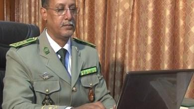 صورة تعيين الضابط سيدي محمد ولد محمد رئيسا لمكتب الجمارك رقم 12 بميناء نواكشوط المستقل