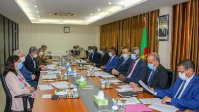 صورة انطلاق حوار سياسي بين موريتانيا والاتحاد الأوروبي