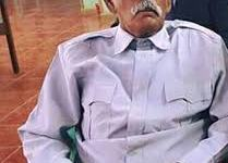 """صورة السينغال : الإعتدا على رئيس إتحادية الصيادين """" باي أبيخة"""" وحرق سيارته"""