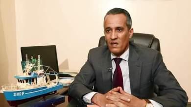 صورة تعيين المختار ولد أحمد ولد بوسيف مديرا عاما لشركة SMCP