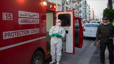 صورة المستشفيات التونسية تواجه وضعا صعبا بسبب كورونا
