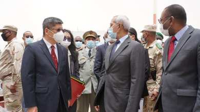 صورة الصين تمنح الجيش الموريتاني  80 ألف جرعة من لقاح كورونا