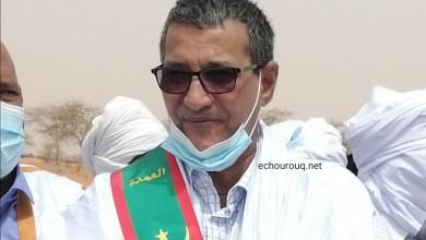 صورة ترحيب واسع بتعيين رئيس رابطة عمد ولاية الحوض الغربي عضوا للمجلس الوطني للامركزية