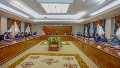 صورة مجلس الوزراء يصادق على تعديل مدونة الجنسية الموريتانية (نص البيان)