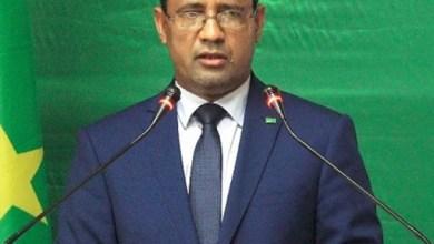 صورة روصـو : وزير النقل يطلع على مشاريع  قبل زيارة مرتقبة للرئيس