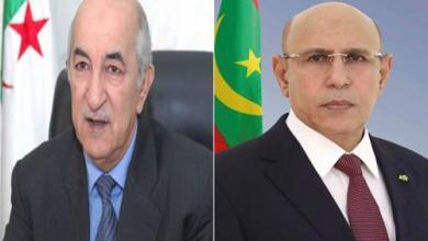 صورة موريتانيا تُجدد الحرص على تعزيز العلاقات مع الجزائر