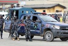 صورة نيجيريا : مسلحون يقتلون  13 ضابطا من الشرطة
