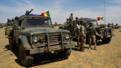 صورة مقتل 4 جنود ماليين على الحدود مع موريتانيا