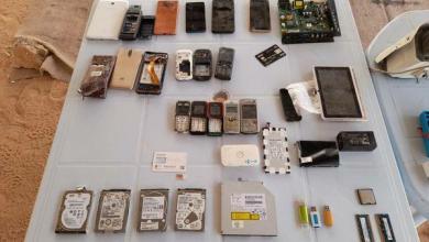 صورة ليبيا : القبض على إرهابي مكلف بنقل ذخائر وأسلحة وإرهابيين إلى دولة مالي